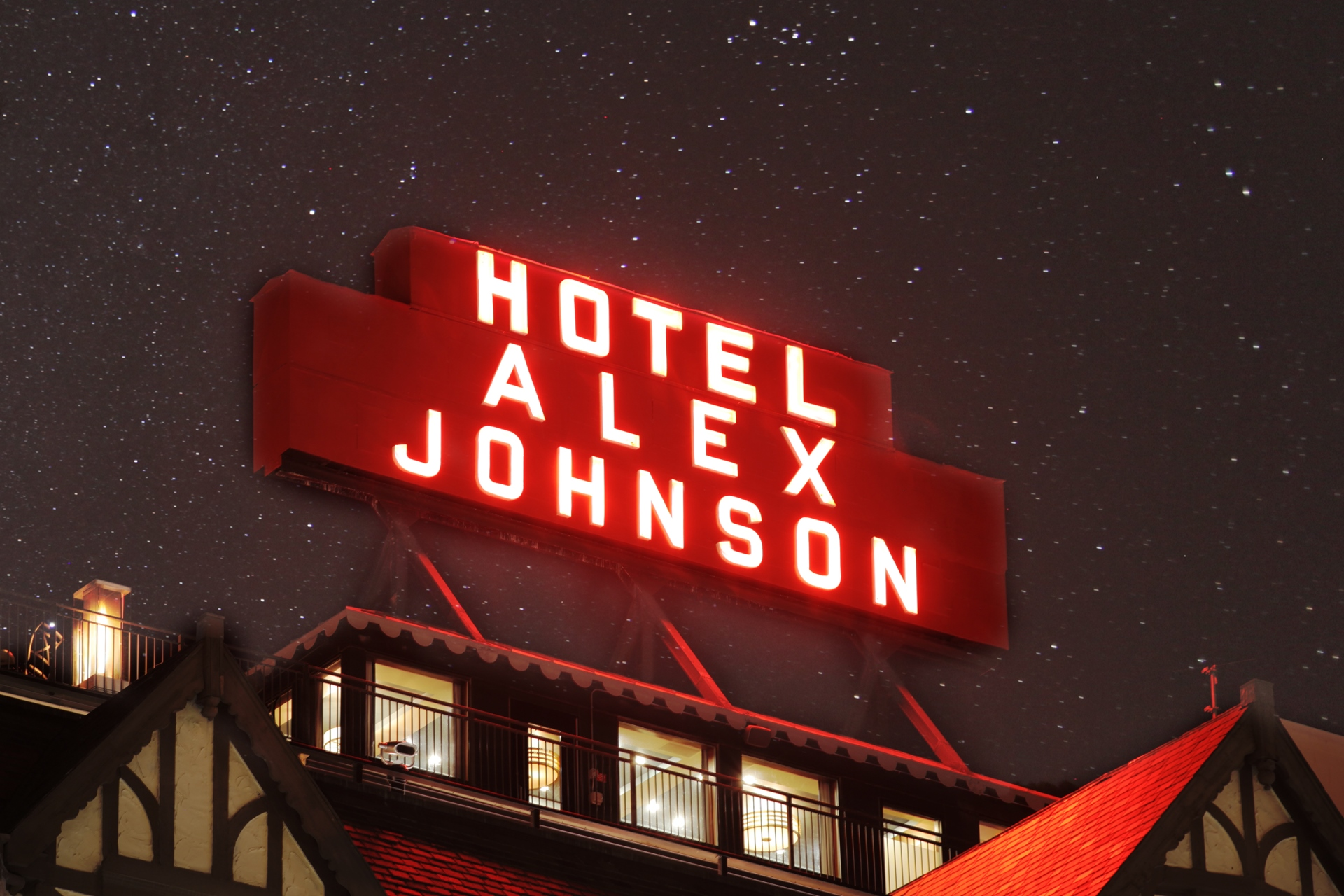 Alex Johnson_Rooftop_Sign